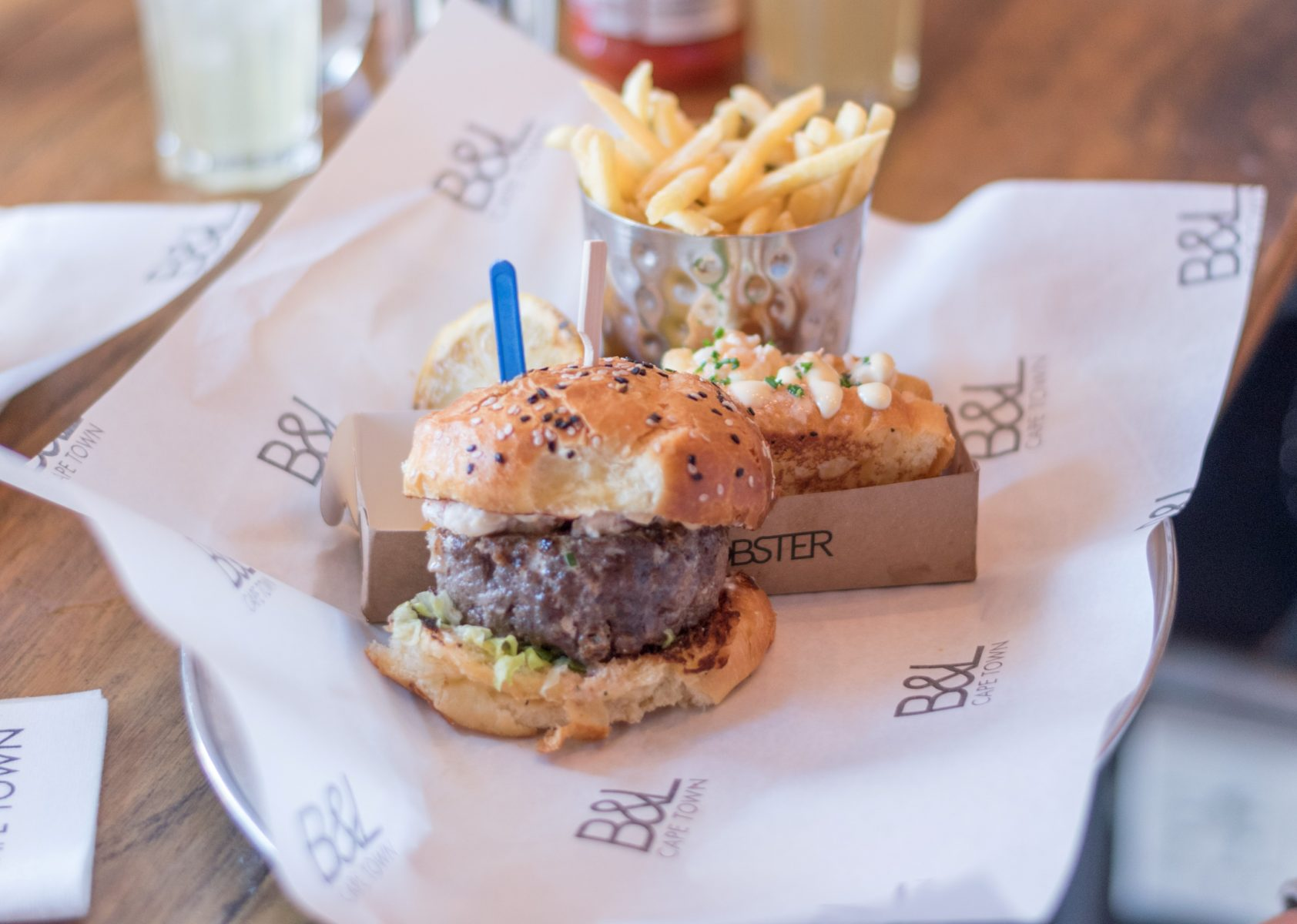Burger and Lobster | Get in my Belly 5